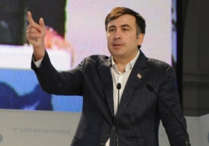 Reaching economic stability without democracy is impossible, says Saakashvili
