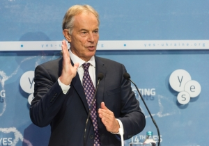 Peace can only be achieved with willing partners – Tony Blair
