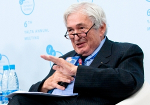 James Wolfensohn: The world's centre of economic gravity moves towards Asia