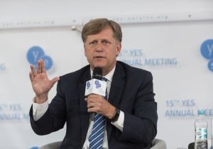 Russian Elites to Split After Putin Steps Back From Power- Michael McFaul