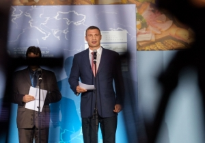 Resolute reforms essential to success of Kyiv and Ukraine – Vitali Klitschko