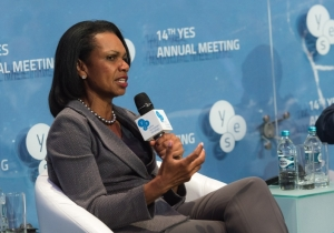 Sanctions against Russia will be maintained, but its full isolation should not be expected – Condoleezza Rice