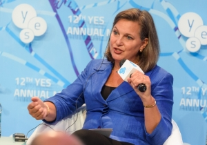 U.S. to Keep Sanctions Against Russia Until Ukraine's Territorial Integrity Restored – Victoria Nuland