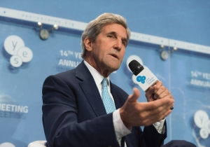 Peacekeeping mission in Donbass only on condition of external border control - John Kerry