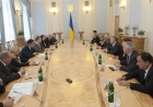 YES Board discussed with Ukraine's leaders how to promote the country and support change