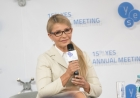 Yulia Tymoshenko: Integration of occupied territories but with the preservation of Russian control is unacceptable