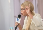Yulia Tymoshenko calls for the creation of a free market for gas and cease government regulation
