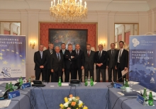 Visit of Board of Yalta European Strategy (YES) to Poland