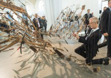 Contemporary Art at the 14th Yalta European Strategy Annual Meeting