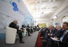 Second day of the 10th Yalta Annual Meeting of YES, sessions 1 - 3