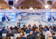 Second day of the 13th Yalta European Strategy Annual Meeting, sessions 5-8