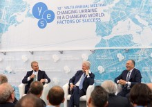 First day of the 10th Yalta Annual Meeting of YES, sessions 4 - 6