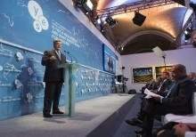 First day of the 14th Yalta European Strategy Annual Meeting, sessions 1 - 4