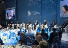 First day of the 14th Yalta European Strategy Annual Meeting, sessions 5 - 7
