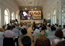 Work of 5th Yalta Annual Meeting. Friday, July 11 2008.