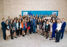 Young participants of the 12th Yalta European Strategy Annual Meeting