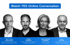YES Online Conversation with Yuval Noah Harari, Rutger Bregman and Zanny Minton Beddoes
